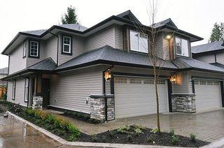 """Photo 1: 6 11548 207 Street in Maple Ridge: Southwest Maple Ridge Townhouse for sale in """"WESTRIDGE LANE"""" : MLS®# R2224983"""