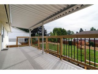Photo 17: 5240 SPROTT Street in Burnaby: Deer Lake Place House for sale (Burnaby South)  : MLS®# V1050659