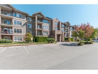 """Photo 2: 218 45769 STEVENSON Road in Chilliwack: Sardis East Vedder Rd Condo for sale in """"Park Place 1"""" (Sardis)  : MLS®# R2603905"""