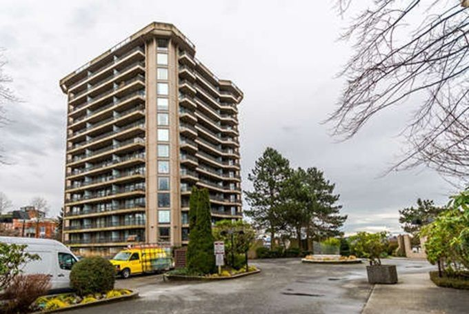 Main Photo: 1107 3760 ALBERT STREET in Burnaby: Vancouver Heights Condo for sale (Burnaby North)  : MLS®# R2233720