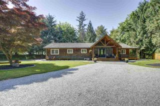 Photo 1: 12885 230 STREET in Maple Ridge: East Central House for sale : MLS®# R2492412