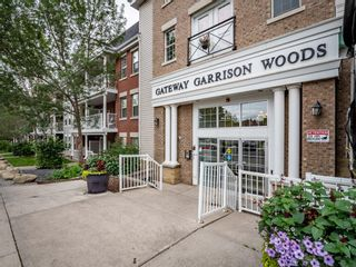 Main Photo: 368 2233 34 Avenue SW in Calgary: Garrison Woods Apartment for sale : MLS®# A1137876