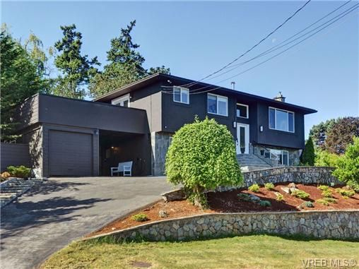 Main Photo: 1291 Highrock Ave in VICTORIA: Es Rockheights House for sale (Esquimalt)  : MLS®# 704279
