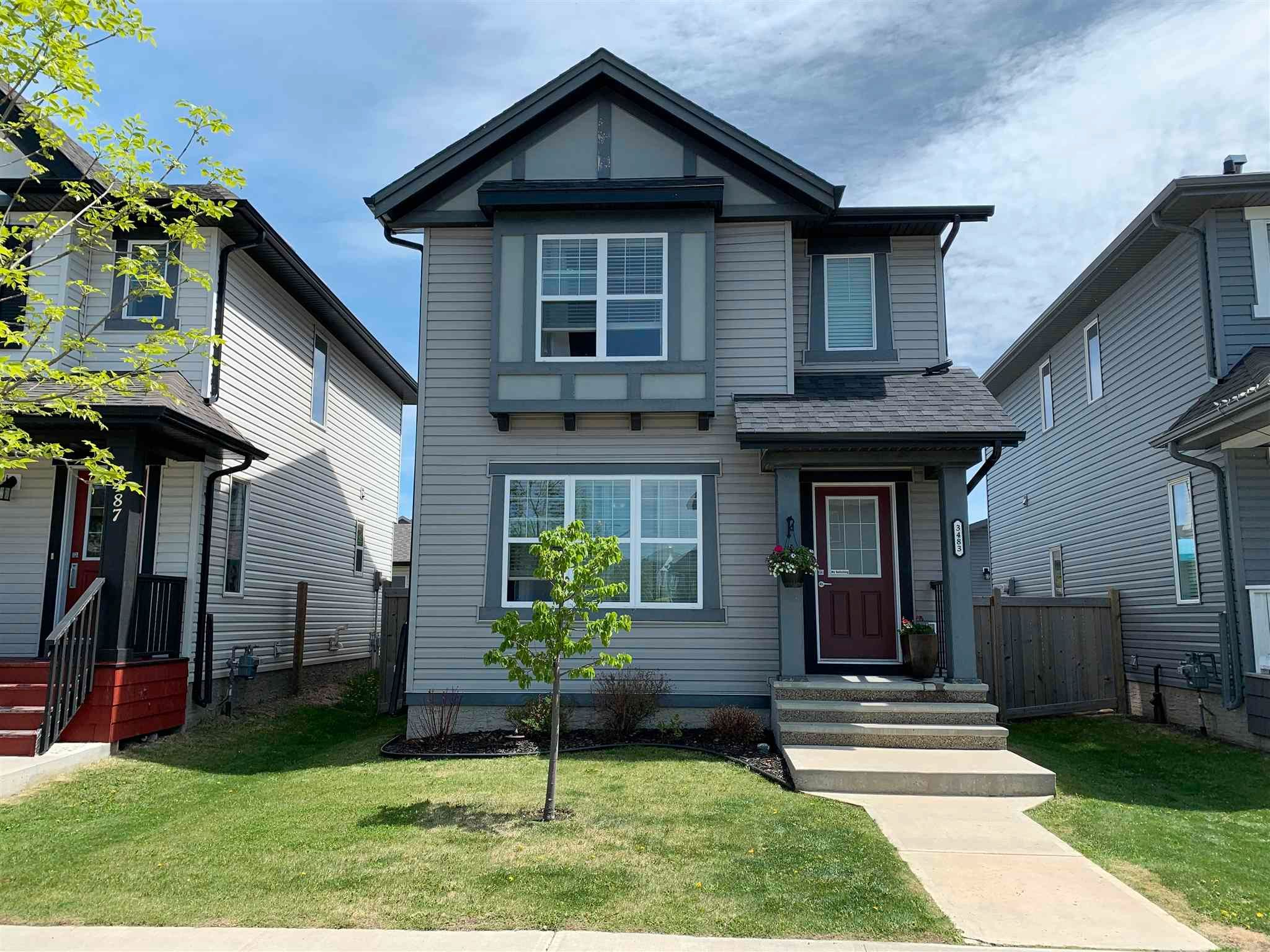 Main Photo: 3483 15A Street NW in Edmonton: Zone 30 House for sale : MLS®# E4248242