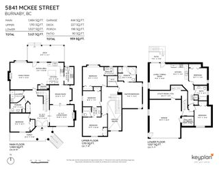 Photo 2: 5841 MCKEE STREET in Burnaby: South Slope House for sale (Burnaby South)  : MLS®# R2598533