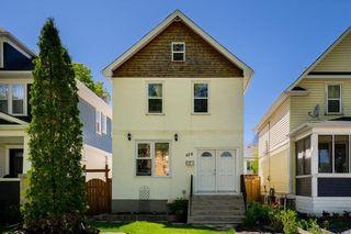 Photo 1: 678 Spruce Street in Winnipeg: West End Residential for sale (5C)  : MLS®# 202113196