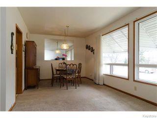 Photo 6: 489 Daer Boulevard in Winnipeg: Westwood / Crestview Residential for sale (West Winnipeg)  : MLS®# 1609886