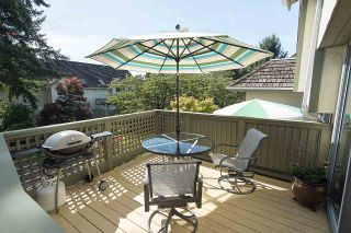 """Photo 8: 2 1511 MAHON Avenue in North Vancouver: Central Lonsdale Townhouse for sale in """"Heritage Court"""" : MLS®# R2206665"""