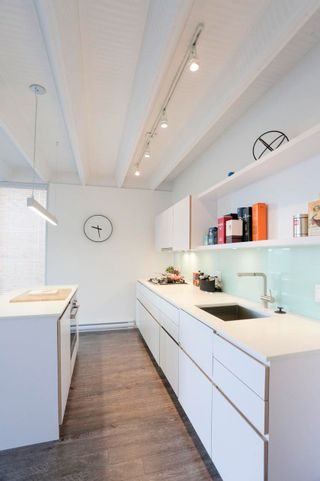 """Photo 10: 601 219 E GEORGIA Street in Vancouver: Strathcona Condo for sale in """"THE FLATS"""" (Vancouver East)  : MLS®# R2617482"""