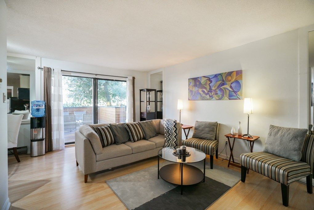 """Main Photo: 101 1396 BURNABY Street in Vancouver: West End VW Condo for sale in """"THE BRAMBLEBERRY"""" (Vancouver West)  : MLS®# R2340187"""