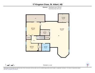 Photo 41: 17 Kingston Close: St. Albert House for sale : MLS®# E4241758