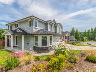 Photo 1: 1719 Trevors Rd in NANAIMO: Na Chase River Half Duplex for sale (Nanaimo)  : MLS®# 845017