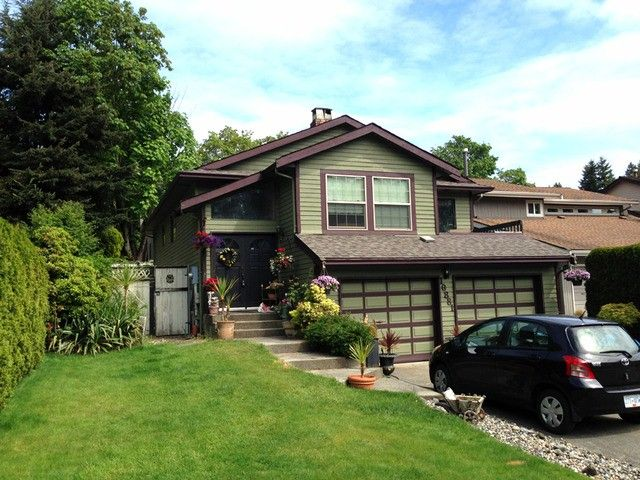 "Main Photo: 10881 63RD Avenue in Delta: Sunshine Hills Woods House for sale in ""Sunshine Park Estates"" (N. Delta)  : MLS®# F1311523"