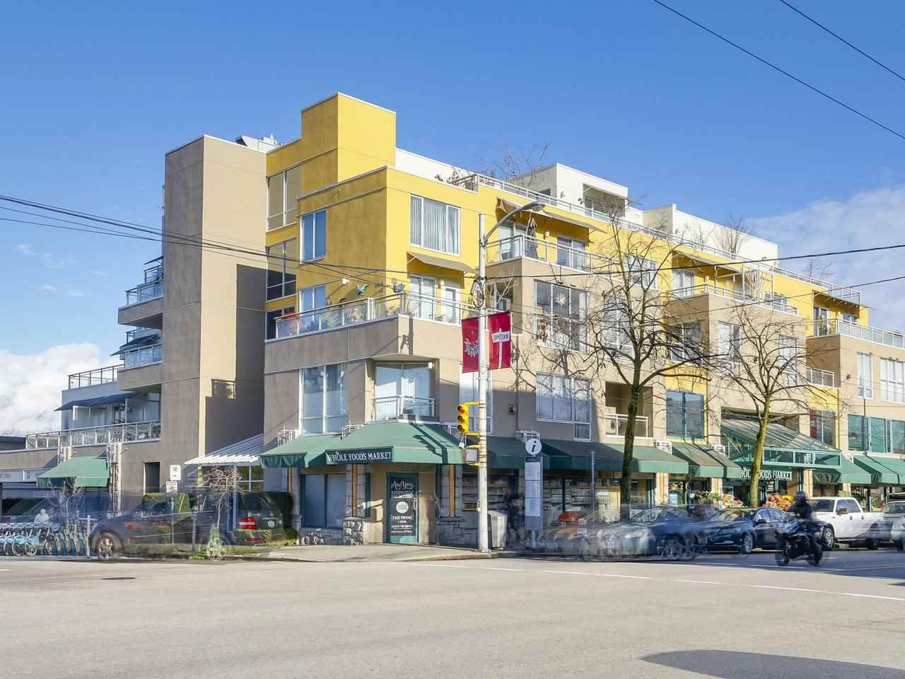 """Main Photo: 301 1978 VINE Street in Vancouver: Kitsilano Condo for sale in """"CAPERS BUILDING"""" (Vancouver West)  : MLS®# R2224832"""
