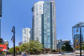 Photo 1: 2907 1189 MELVILLE Street in VANCOUVER: Condo for sale
