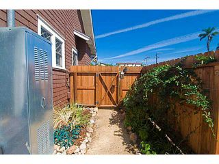 Photo 18: NORTH PARK House for sale : 2 bedrooms : 2639 University Avenue in San Diego