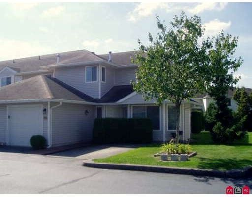 Main Photo: #93 21928 48 Avenue in Langley: Townhouse for sale : MLS®# F1012642