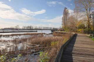 """Photo 31: 408 8430 JELLICOE Street in Vancouver: South Marine Condo for sale in """"Boardwalk"""" (Vancouver East)  : MLS®# R2620005"""