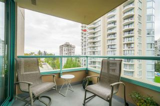 """Photo 18: 602 728 PRINCESS Street in New Westminster: Uptown NW Condo for sale in """"728 Princess"""" : MLS®# R2582857"""