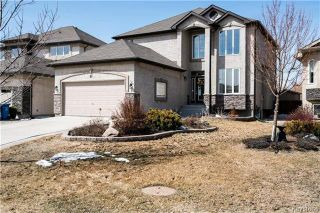 Photo 1: 91 Kingfisher Crescent in Winnipeg: South Pointe Residential for sale (1R)  : MLS®# 1808783