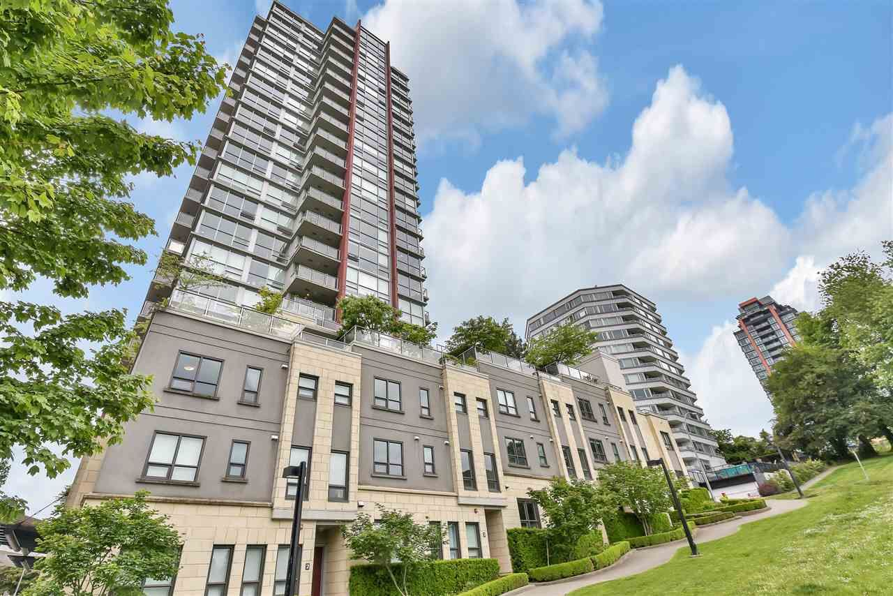 """Main Photo: 1204 125 COLUMBIA Street in New Westminster: Downtown NW Condo for sale in """"NORTHBANK"""" : MLS®# R2584652"""