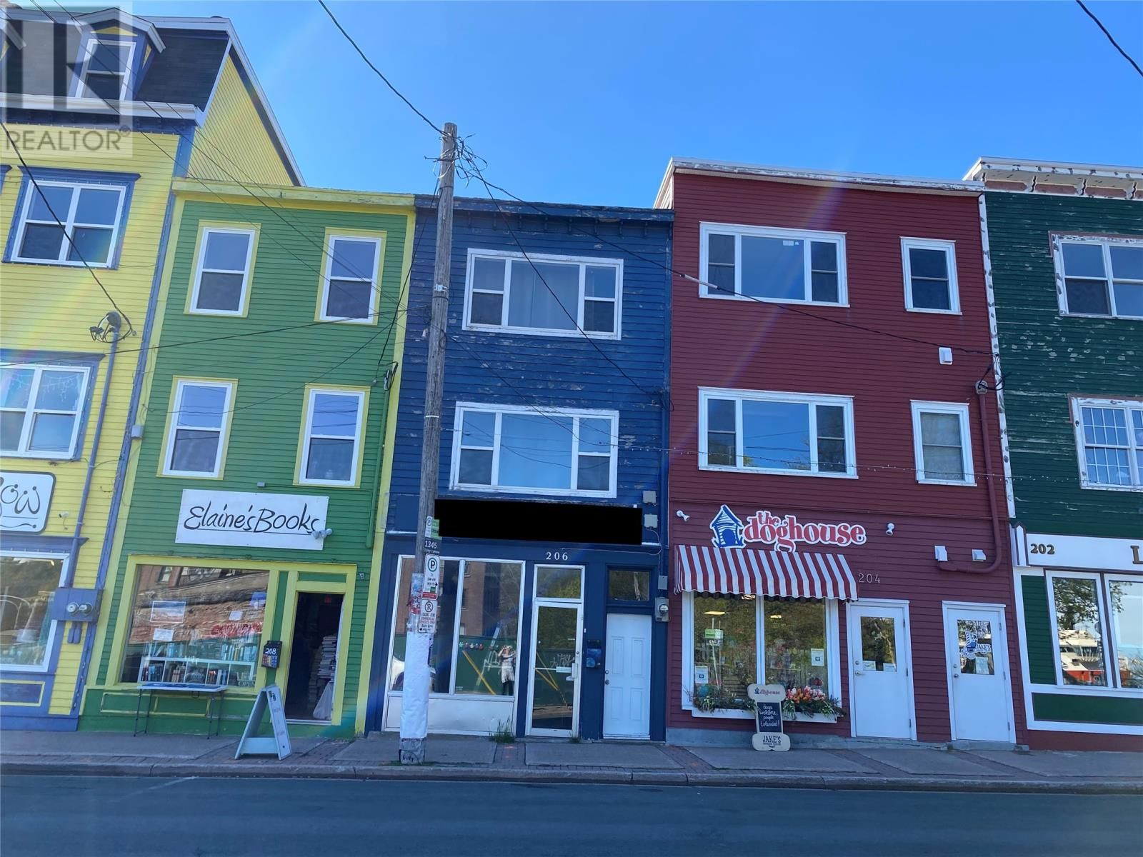 Main Photo: 206 Duckworth Street in St. John's: Other for sale : MLS®# 1231386