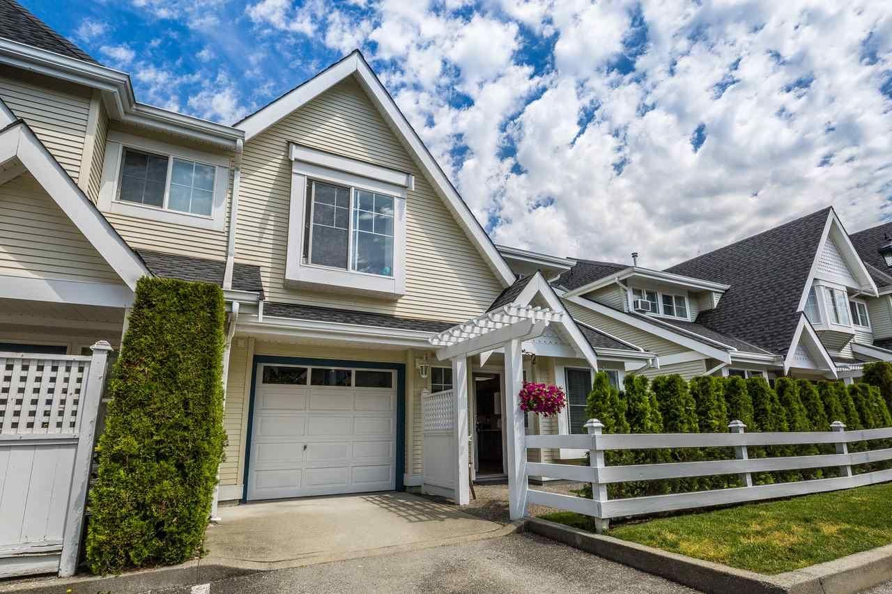Main Photo: 19 23575 119 Avenue in Maple Ridge: Cottonwood MR Townhouse for sale : MLS®# R2175349