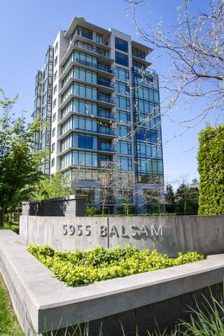 Photo 1: 1202 5955 BALSAM Street in Vancouver West: Home for sale : MLS®# V1035156