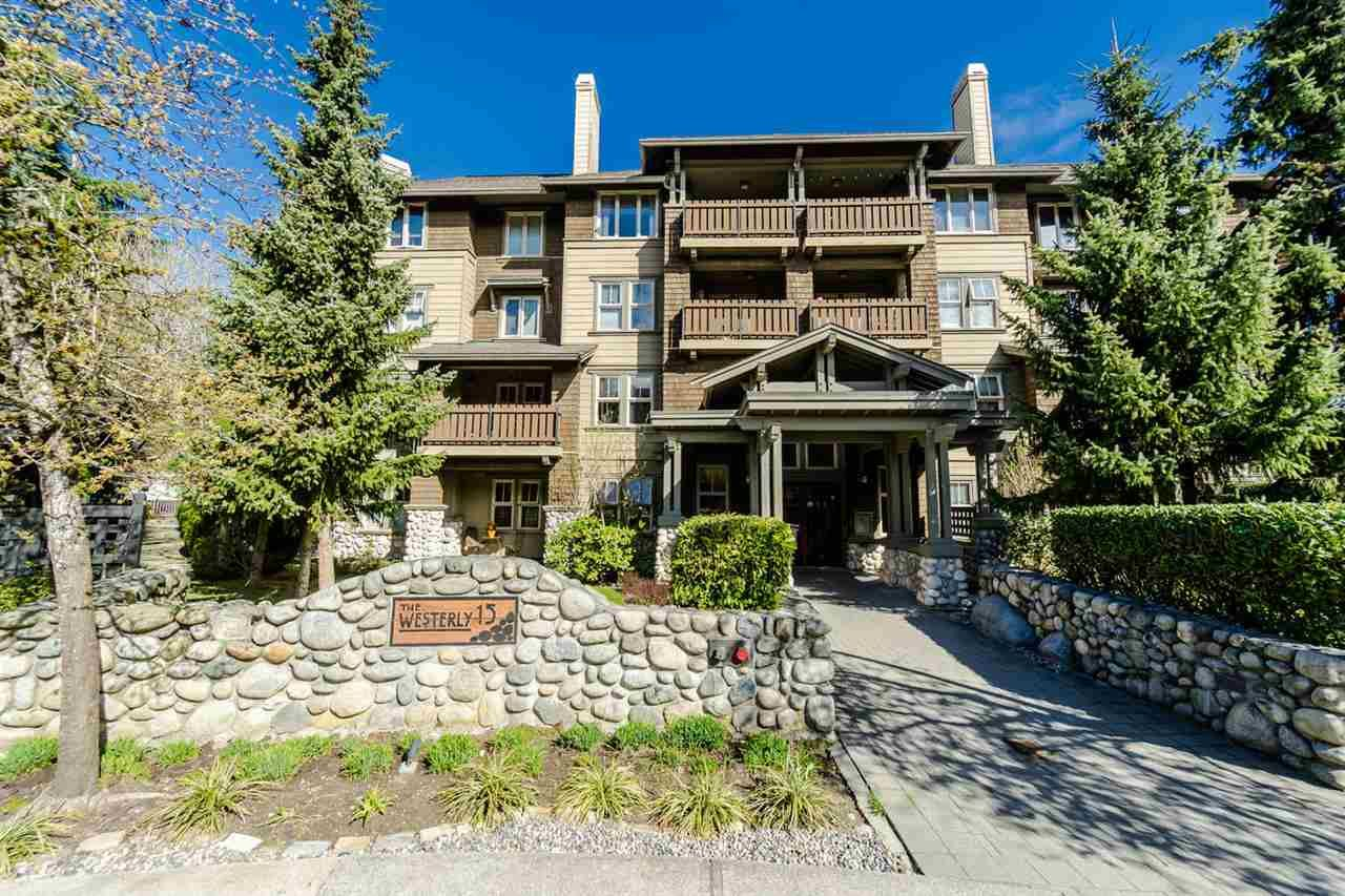 """Main Photo: 305 15 SMOKEY SMITH Place in New Westminster: GlenBrooke North Condo for sale in """"The Westerly"""" : MLS®# R2353183"""