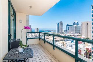 Photo 15: DOWNTOWN Condo for sale : 2 bedrooms : 555 Front #1601 in San Diego
