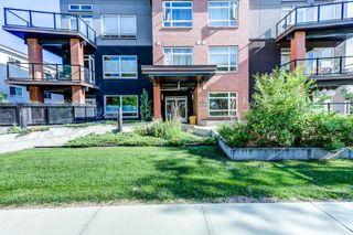 Photo 35: 103 10606 84 Avenue in Edmonton: Zone 15 Condo for sale : MLS®# E4248899