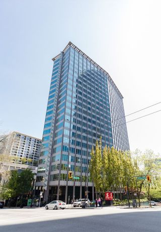 Main Photo: 242 970 BURRARD Street in Vancouver: Downtown VW Office for lease (Vancouver West)  : MLS®# C8037457