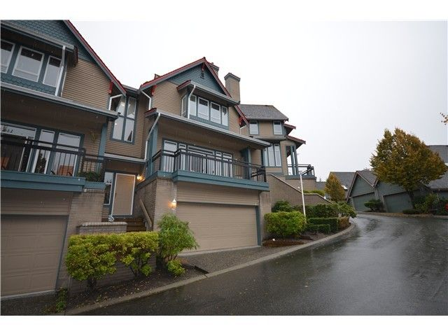 """Main Photo: 19 910 FORT FRASER RISE in Port Coquitlam: Citadel PQ Townhouse for sale in """"SIENNA RIDGE"""" : MLS®# V987337"""