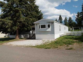 Main Photo: 32 5378 PARK Drive in 100 Mile House: 103 Mile House Manufactured Home for sale (100 Mile House (Zone 10))  : MLS®# N229029