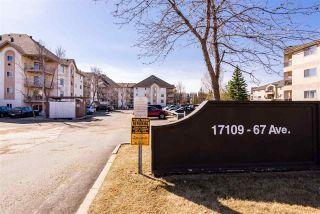 Photo 1: 206 17109 67 Avenue in Edmonton: Zone 20 Condo for sale : MLS®# E4255141