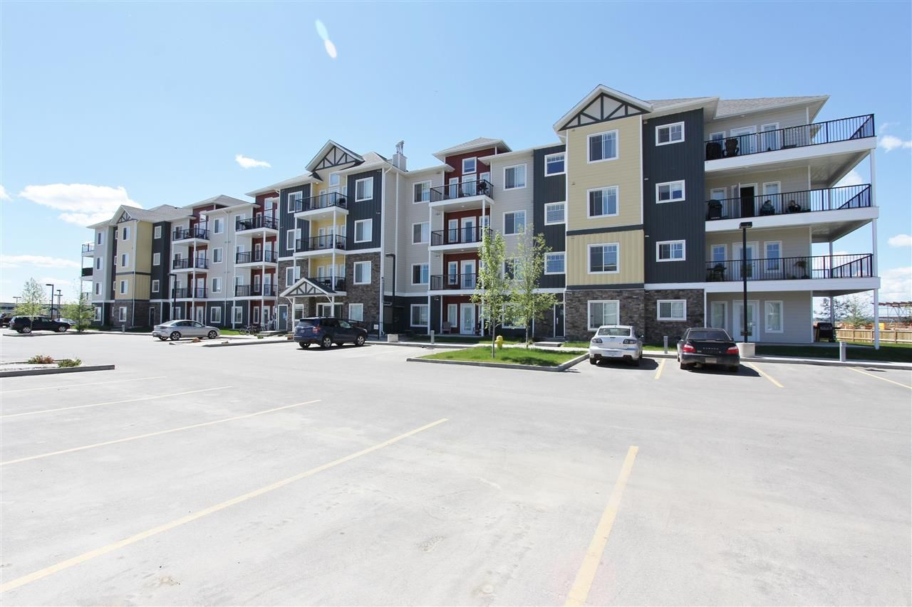 """Main Photo: 101 11205 105 Avenue in Fort St. John: Fort St. John - City NW Condo for sale in """"SIGNATURE POINTE II"""" (Fort St. John (Zone 60))  : MLS®# R2446271"""