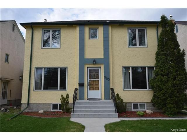 Main Photo: 303 Matheson Avenue in Winnipeg: West Kildonan Residential for sale (4D)  : MLS®# 1712000