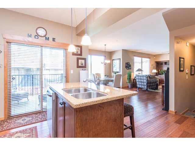 """Photo 5: Photos: 75 24185 106B Avenue in Maple Ridge: Albion Townhouse for sale in """"TRAILS EDGE"""" : MLS®# V1121758"""