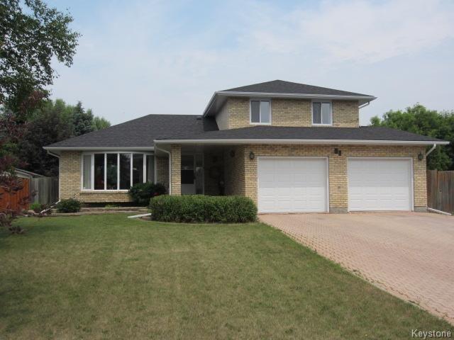 Main Photo: 51 River Elm Drive in West St. Paul: Riverdale Single Family Detached for sale : MLS®# 1314503