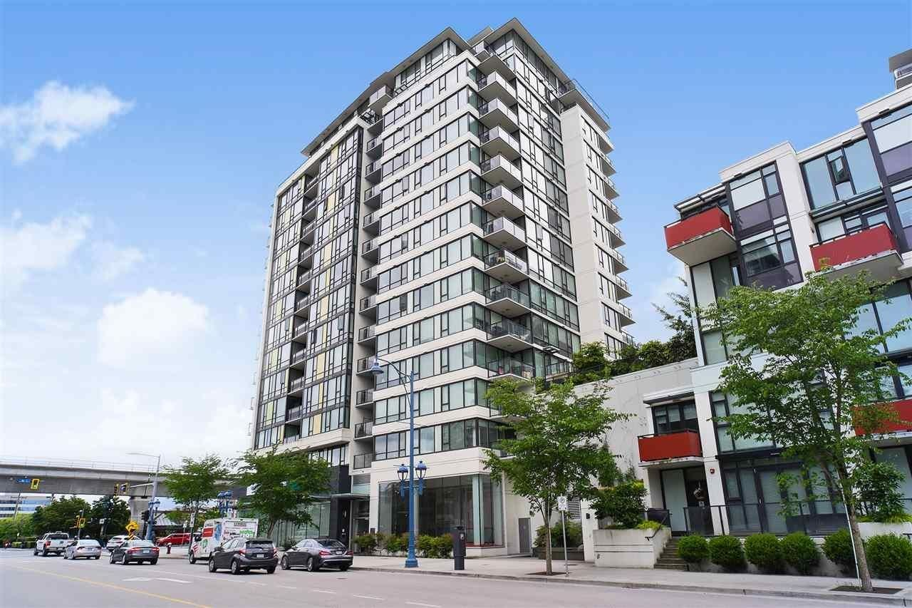 """Main Photo: 910 7988 ACKROYD Road in Richmond: Brighouse Condo for sale in """"Quintet tower A"""" : MLS®# R2596074"""