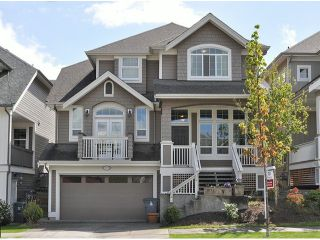 """Photo 1: 6078 163RD Street in Surrey: Cloverdale BC House for sale in """"THE VISTAS"""" (Cloverdale)  : MLS®# F1410149"""