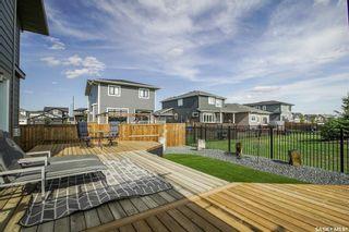 Photo 45: 518 Dagnone Crescent in Saskatoon: Brighton Residential for sale : MLS®# SK867635