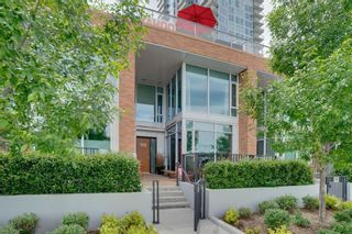 Photo 2: 113 Confluence Mews SE in Calgary: Downtown East Village Row/Townhouse for sale : MLS®# A1138938