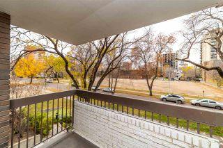 Photo 28: 203 10025 113 Street in Edmonton: Zone 12 Condo for sale : MLS®# E4225744