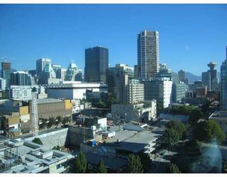 """Photo 3: 1602 928 RICHARDS Street in Vancouver: Downtown VW Condo for sale in """"SAVOY"""" (Vancouver West)  : MLS®# V670073"""