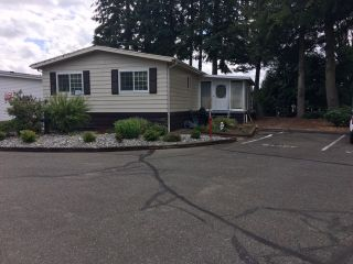 "Photo 1: 196 3665 244 Street in Langley: Otter District Manufactured Home for sale in ""LANGLEY GROVE ESTATES"" : MLS®# R2087324"