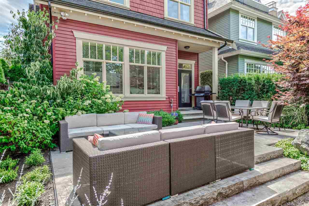 """Photo 17: Photos: 3175 YUKON Street in Vancouver: Mount Pleasant VW 1/2 Duplex for sale in """"Heritage at Cambie Village"""" (Vancouver West)  : MLS®# R2189433"""