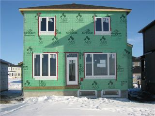 Photo 3: 22 MARRINGHURST Street in Winnipeg: Waverley West Residential for sale (1R)  : MLS®# 1629283