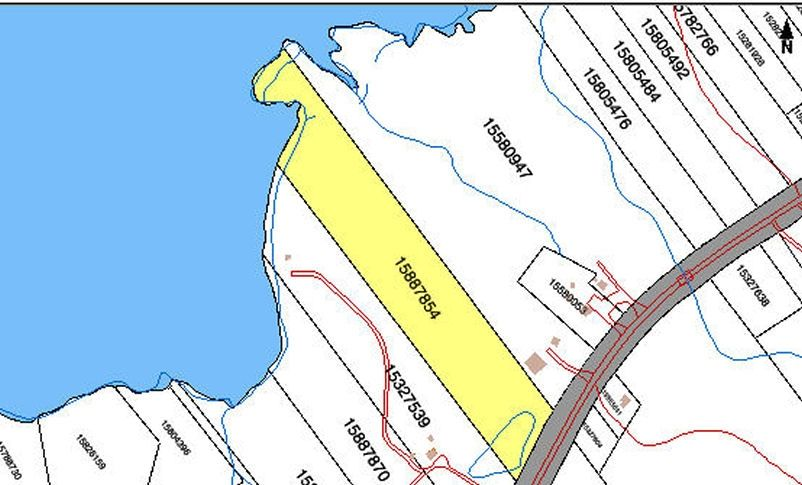 Main Photo: 0 East Bay Highway in Big Pond Centre: 207-C. B. County Vacant Land for sale (Cape Breton)  : MLS®# 202109764
