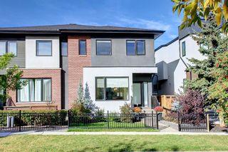 Main Photo: 427 7 Street NE in Calgary: Bridgeland/Riverside Semi Detached for sale : MLS®# A1149916